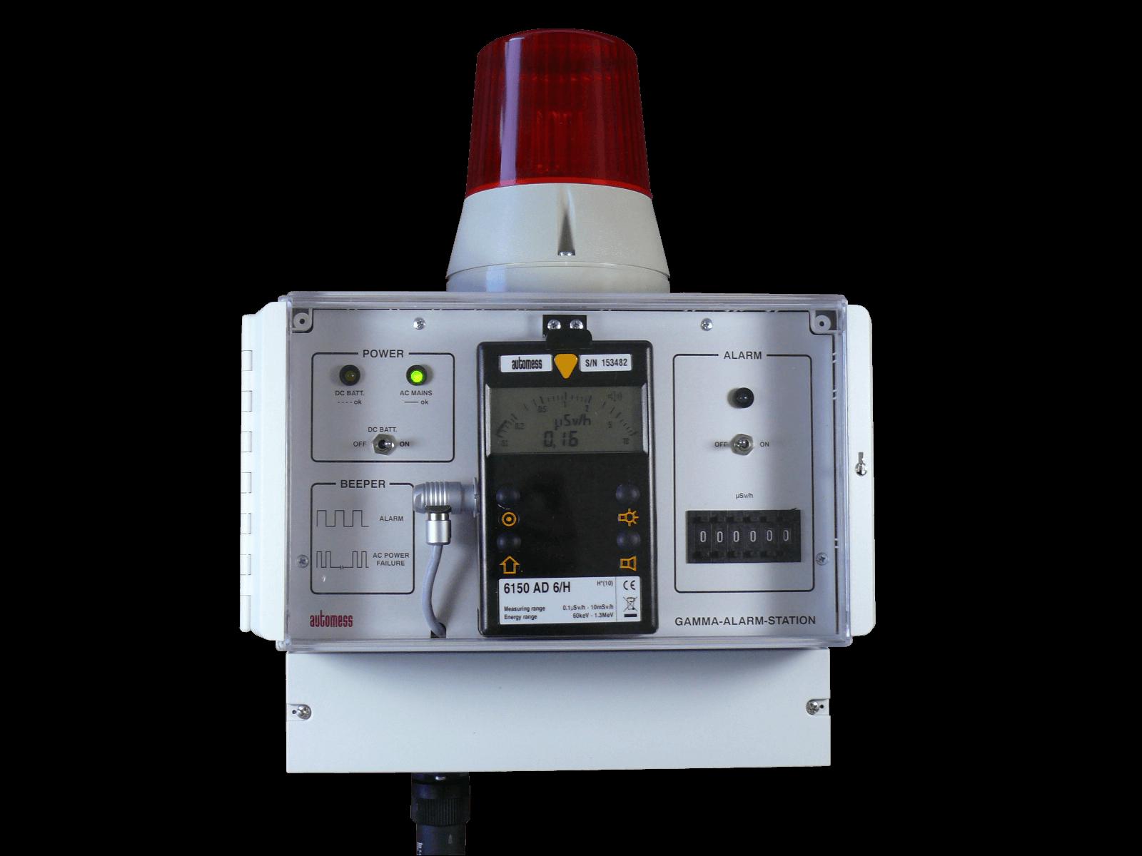 Gamma-Alarm-Station 859.1