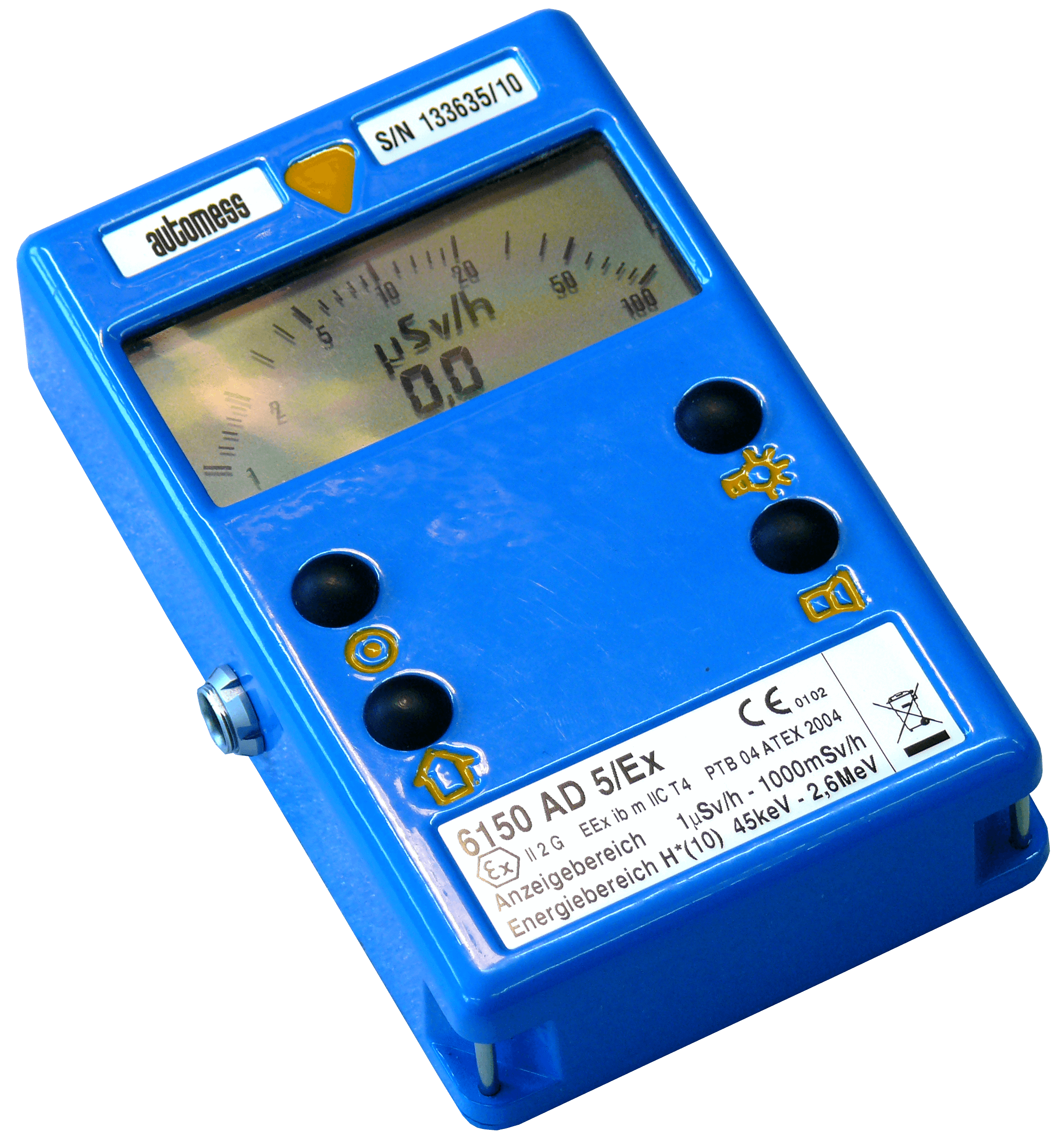 Dose Rate Measuring Device